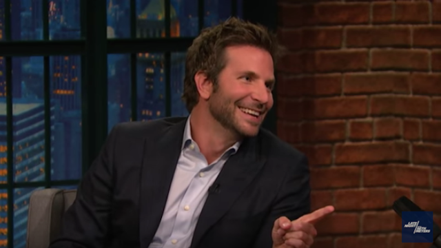 Bradley Cooper breaks down his infamous sex scene with Michael Ian Black.