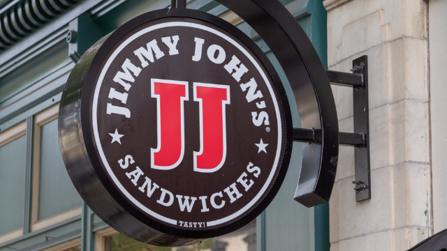 Fast food brands gang up on Jimmy John's for stealing a viral tweet.
