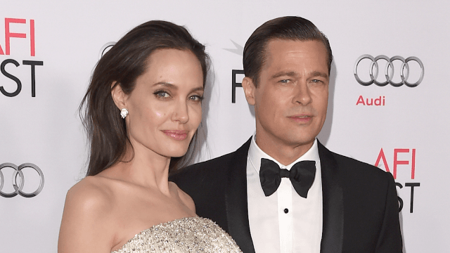 Brangelina might not be over, after all. Cancel your tears.