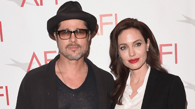 Brangelina apparently behaved like middle schoolers in love on the set of 'Mr. & Mrs. Smith.'