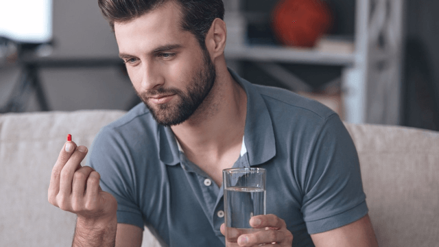 Hold up, they might have finally invented a male birth control pill.