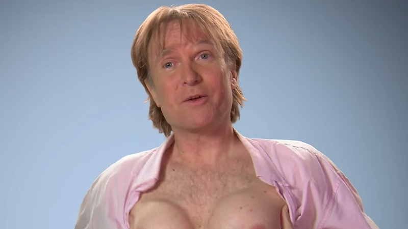 E Breast Implants Brian Zembic got breas...