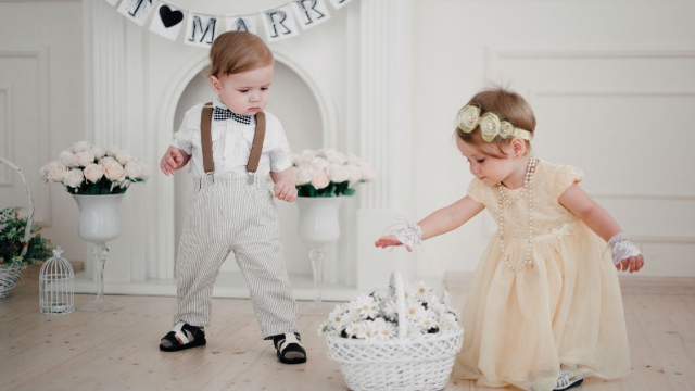 Bride asks if she's wrong to enforce child-free wedding policy for newborn.