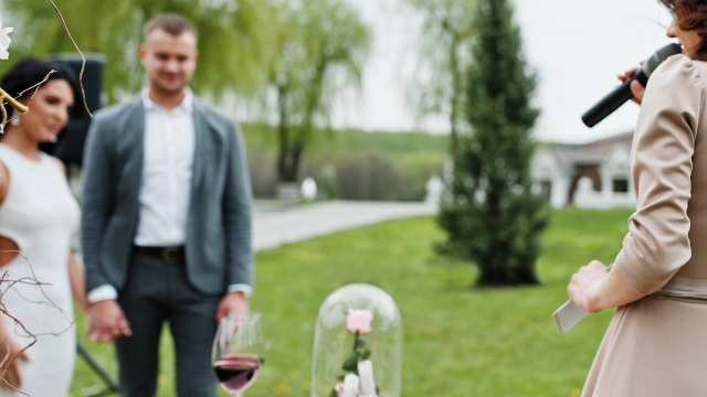 Bride asks if she's wrong to not allow future stepdaughter's speech honoring her late mom at wedding.