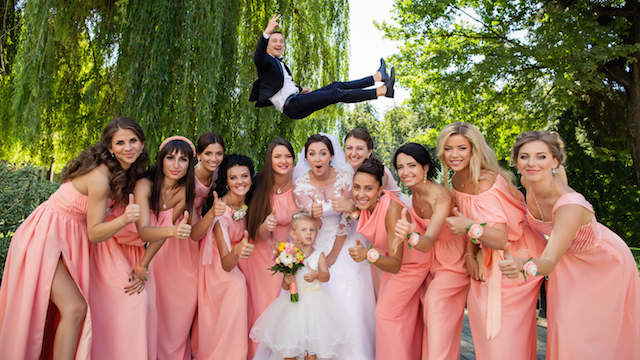 21 Memes That Will Only Be Funny If You've Ever Been A Bridesmaid.