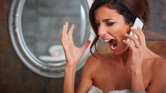 Bridezilla blocks woman for being pregnant at 'virtual' wedding, pretends it's because of her dress.