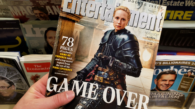 Brienne's final tribute to Jaime Lannister became a 'Game of Thrones' meme for the books.