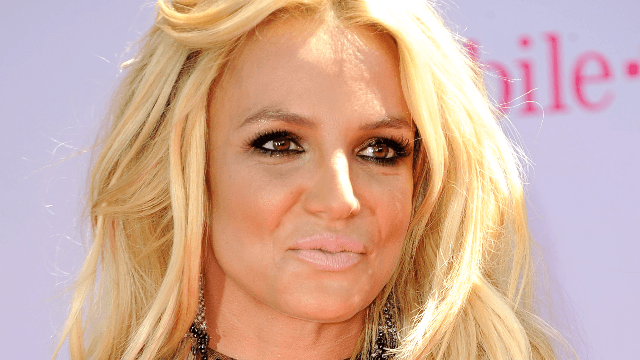Britney Spears showed off her abs in an Instagram dance video.