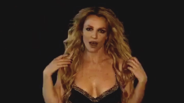 Britney Spears shares gyrating bikini vids on Instagram to remind you her abs are ridiculous.