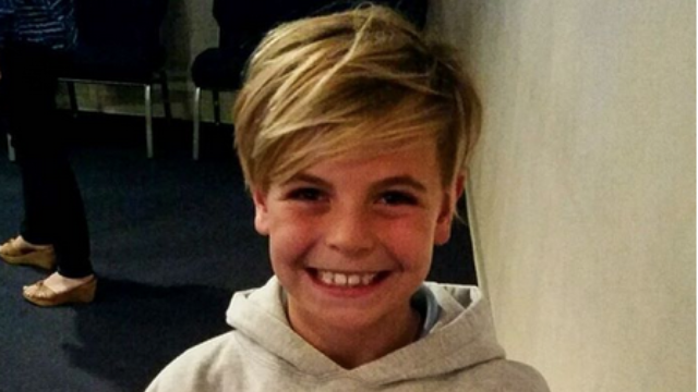 Britney Spears's son looks so much like her in this new Instagram that he could be her clone. Or son.
