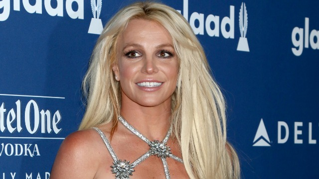 Britney Spears' sister responded to a fan who speculated about the singer's mental health.