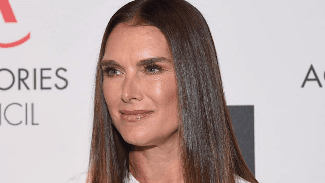 Brooke Shields Reveals The Vile Pick Up Line Donald Trump Used On