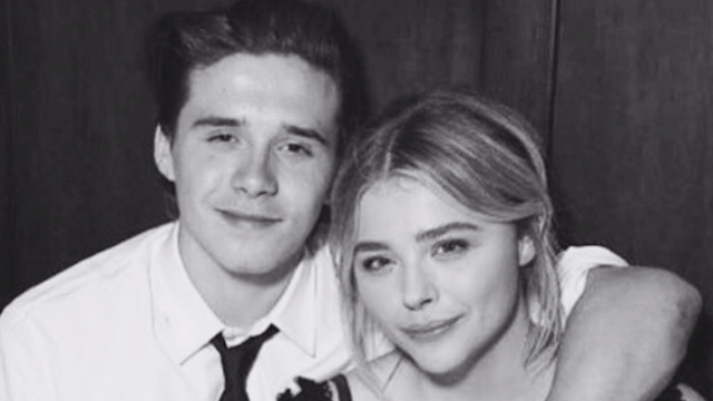 Brooklyn Beckham expresses his love for Chloe Grace Moretz, Funyons in new Instagram.