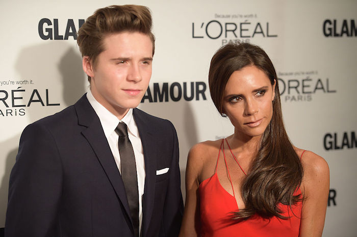 Settle the score for us: does Brooklyn Beckham look more like David or Victoria?