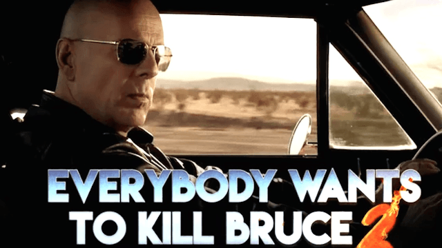 Everybody, I mean *everybody*, wants to kill Bruce Willis in this epic 53-film mashup.