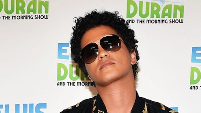 Brave Bruno Mars calls Adele a 'diva.'