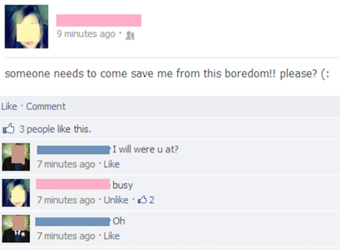 13 people who tried to flirt on social media and got hilariously shut down.
