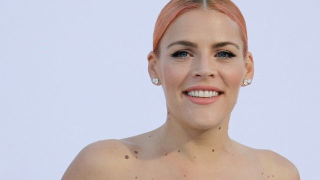 Busy Philipps responds to Seth Rogen cutting off James Franco over 'sexual misconduct.'