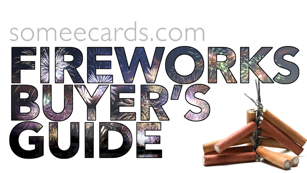 Your fireworks buying guide for a great Independence Day.