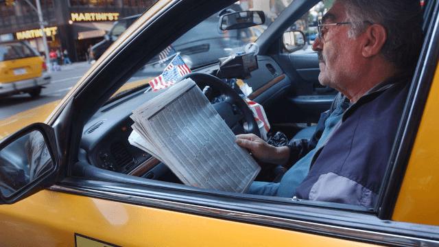Good guy cab driver returns six-figure inheritance left in his backseat.