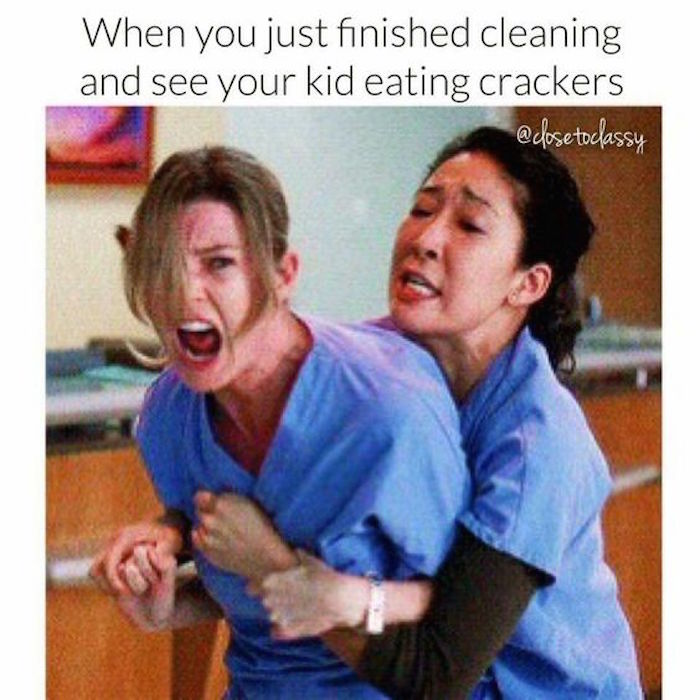 15 Memes For Clean Freaks To Look At In Between Cleaning