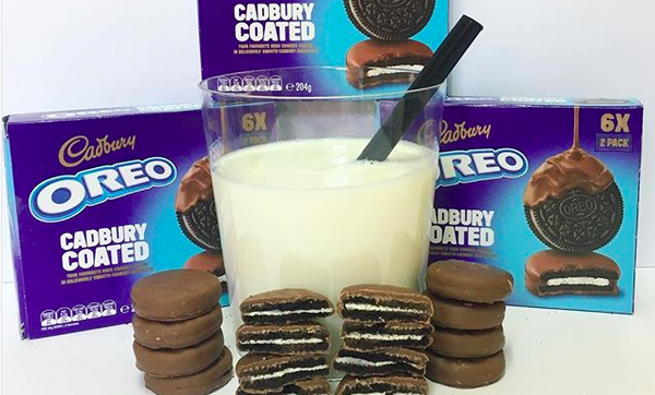 Cadbury Coated Oreos Are the Chocolate Covered Snack You Need in Your Life