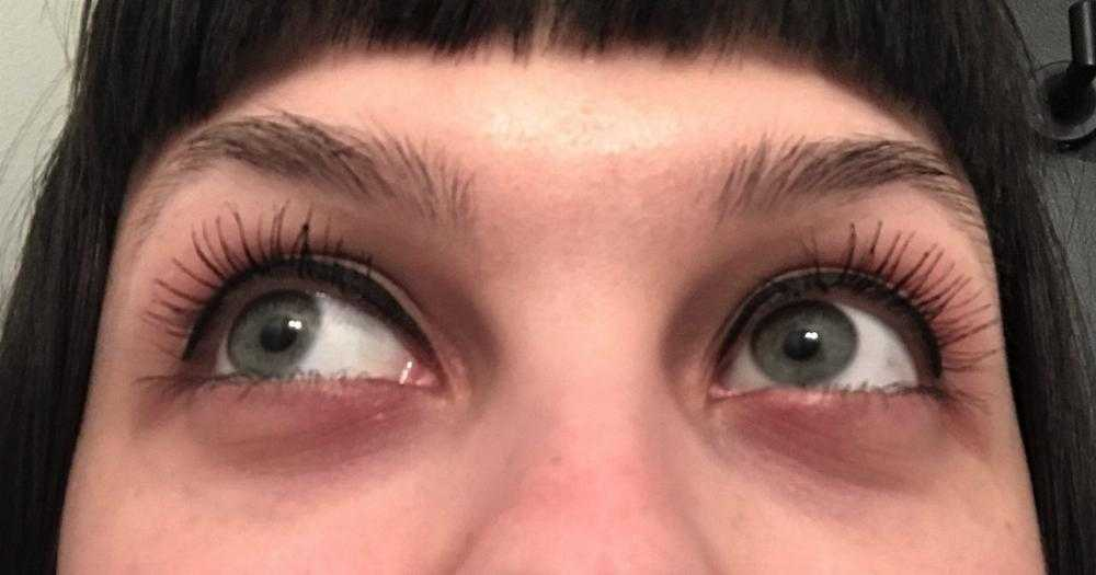 Does Caffeinated Mascara Actually Work My Eyelashes Put It To The