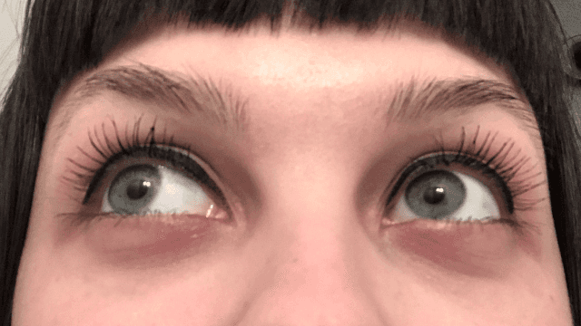 Does caffeinated mascara actually work? My eyelashes put it to the test.