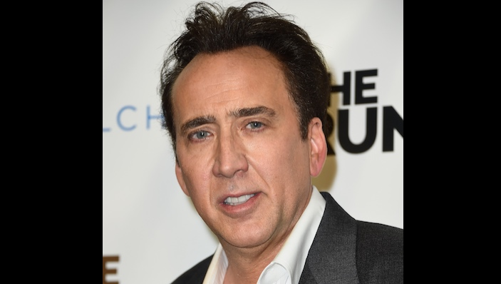 In honor of Nicolas Cage's birthday, here's the story of the narcissistic tomb he built himself.