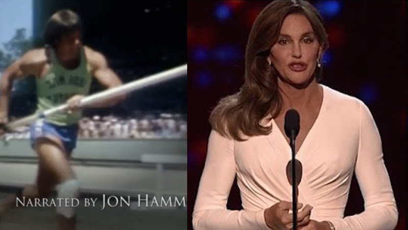 Caitlyn Jenner gave the best speech you'll hear a Republican make in the next 14 months.