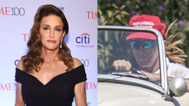 Caitlyn Jenner seriously regrets stepping out in pro-Trump gear.