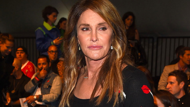 Caitlyn Jenner might run for Senate because this is what America has come to.