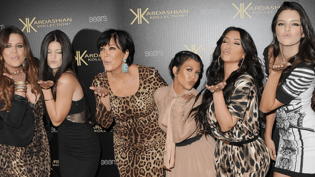 At least one person from 'Keeping up with the Kardashians' will be at Trump's inauguration.