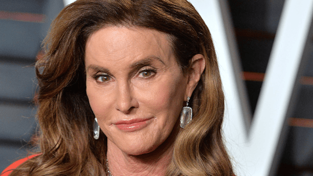 Caitlyn Jenner was handed a vibrator, and she reacted just like any woman on a reality show would.