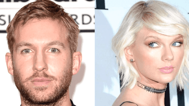 Calvin Harris proves he's over Taylor Swift by taking a bunch of models out on a boat.