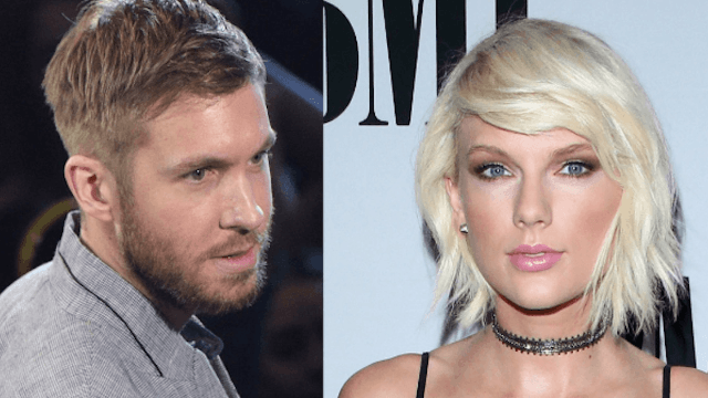 Calvin Harris is pulling an Adele on 'cheating' Taylor Swift and Tom Hiddleston.