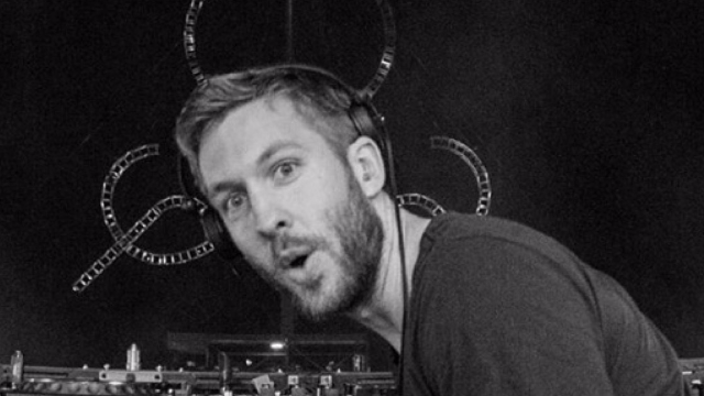 Calvin Harris reportedly moves on from Taylor Swift by nicely talking crap about her on Instagram.