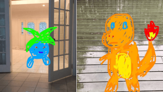 Canadians with FOMO are improvising their own versions of 'Pokémon Go.'