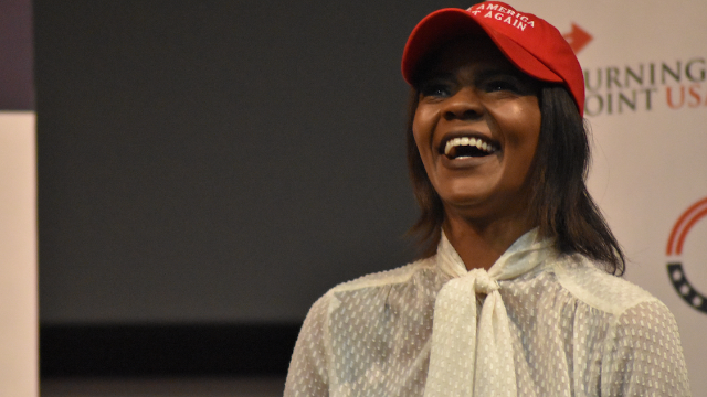 Candace Owens Blasted For Defending Hitler & Saying ' Making Germany Great Was 'Fine'