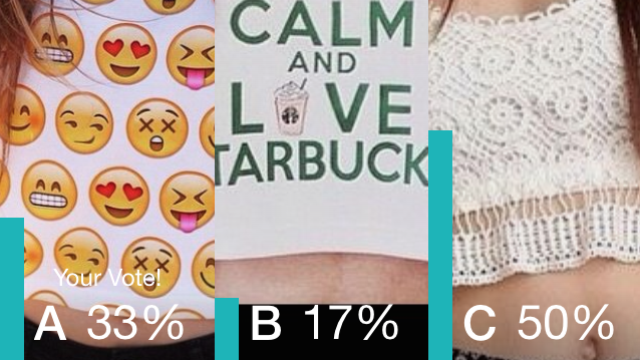 Can't figure out what to wear on a date? Use this app to let a bunch of strangers decide!