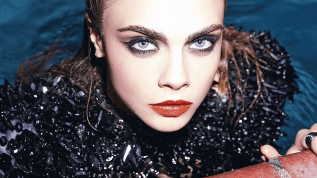Cara Delevingne quit modeling for the same reason you wish you could quit your job: 'I wasn't genuinely happy.'