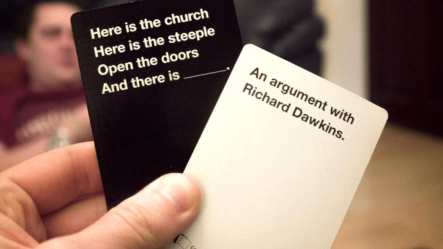 'Cards Against Humanity' is looking for a new CEO on Craigslist, but only one person fits the qualifications.