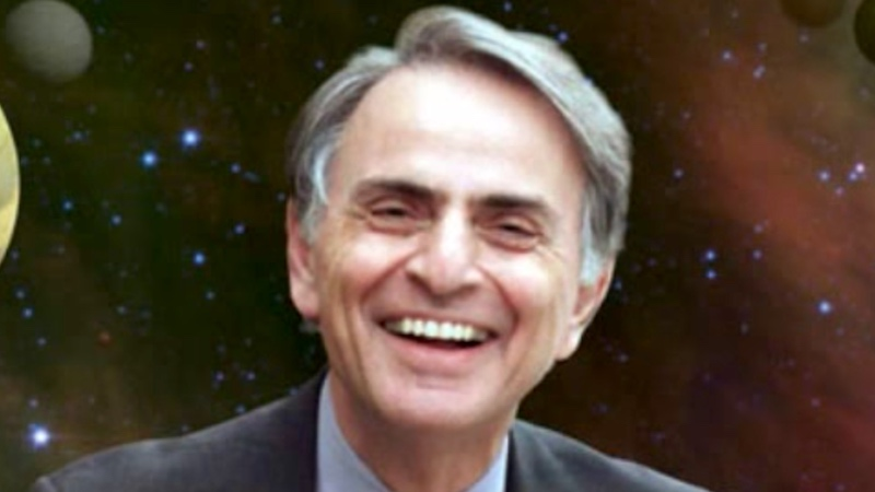 The internet is shuddering at Carl Sagan's creepy 1995 prediction that's coming true now.