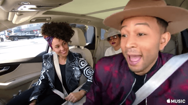 'Carpool Karaoke' is now a TV show and it's chock-full of singing celebrities.