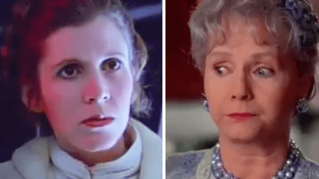 Watch the Golden Globes' emotional tribute to Carrie Fisher and Debbie Reynolds.