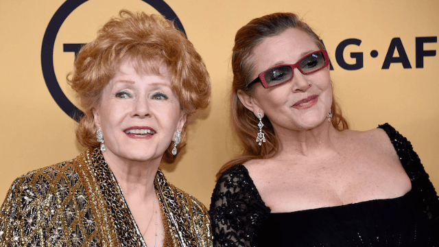 What to expect and how to watch the Carrie Fisher and Debbie Reynolds memorial service today.