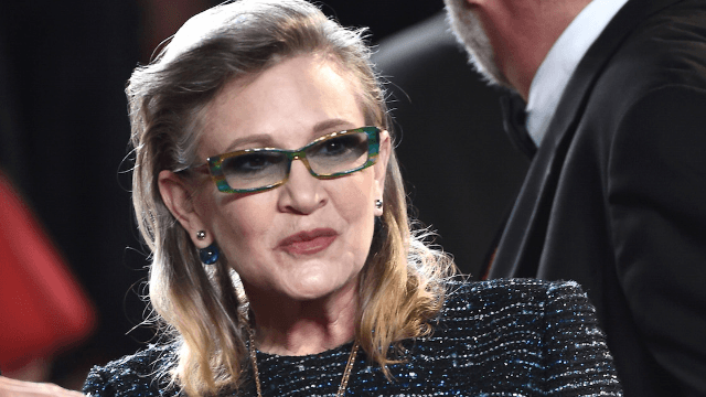 Carrie Fisher got a posthumous Emmy nomination for her last role.