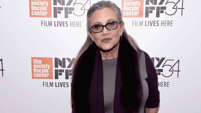Carrie Fisher's cause of death has been updated.