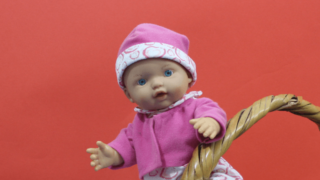 Cashier asks girl if she wants a doll that looks 'more like her.' Her response is lovely.
