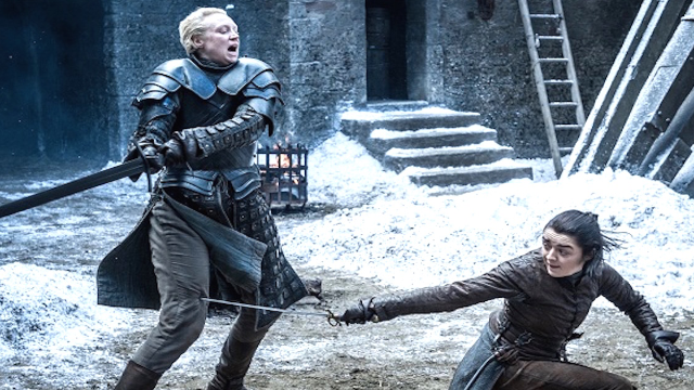 This fleeting 'Game of Thrones' detail could mean another Stark has risen from the dead.